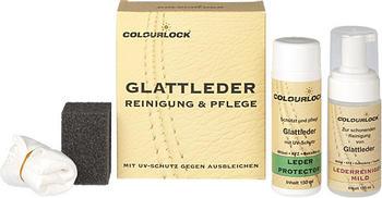 Colourlock Glattleder Pflegeset stark