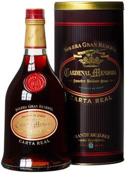 Cardenal Mendoza Carta Real 0,7l