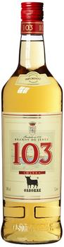 Osborne 103 Etiqueta Blanca 1l