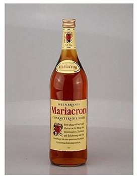 Mariacron Weinbrand 1l