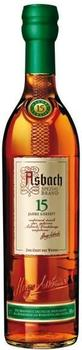 Asbach Spezialbrand 15 Jahre 0,7l