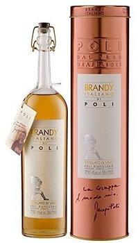 Jacopo Poli Brandy Italiano 0,7l