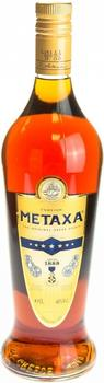 Metaxa 7 Sterne Amphora 1l 40%
