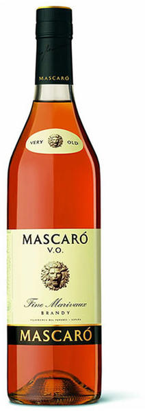 Mascaró V.O. Fine Marivaux 0,7l 40%