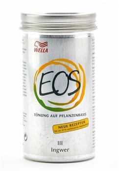 Wella EOS Tönung auf Pflanzenbasis 3 Ingwer (120 g)