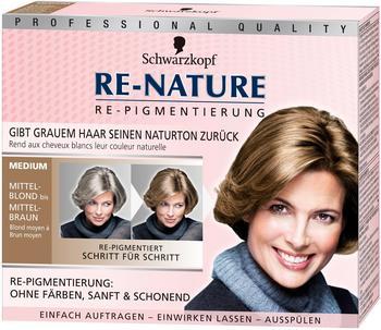 Schwarzkopf Re-Nature Creme für Frauen Medium
