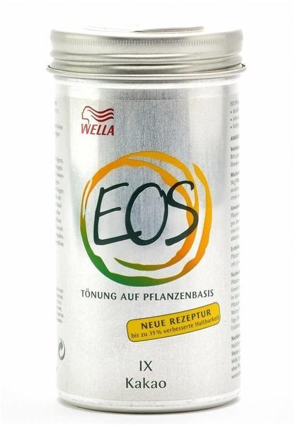 Wella EOS Tönung auf Pflanzenbasis 9 Kakao (120 g)