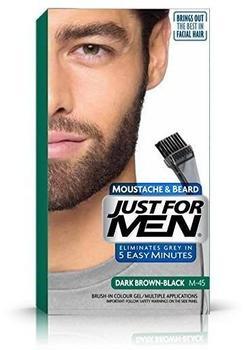 Combe Pharma Just for Men Brush in Color Gel schwarzbraun (28,4 ml)