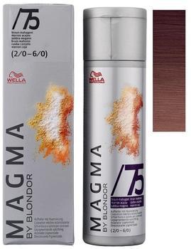 Wella Magma /75 braun-mahagoni (120 g)