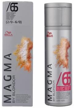 Wella Magma /65 violett-mahagoni (120 g)
