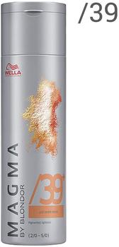 Wella Magma39 gold-cendré hell