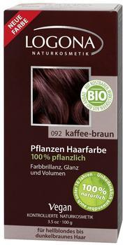 Logona Pflanzen-Haarfarbe-Pulver (100g)