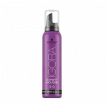 Schwarzkopf Igora Expert Mousse 5-99 hellbraun violett extra (100 ml)
