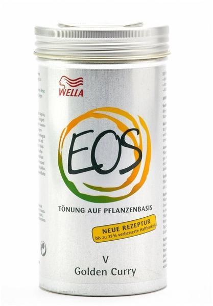Wella EOS Tönung auf Pflanzenbasis 5 Golden Curry (120 g)