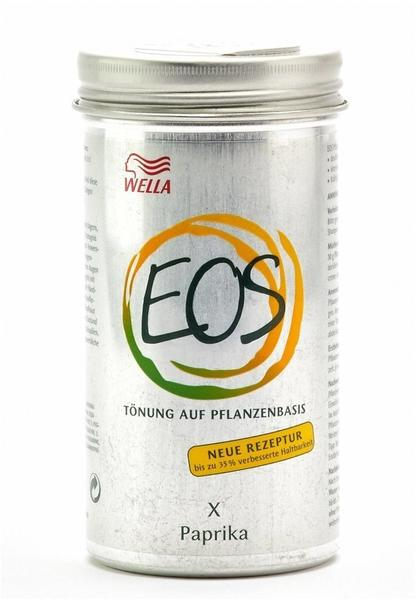 Wella EOS Tönung auf Pflanzenbasis 10 Paprika (120 g)