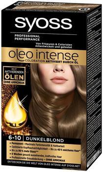 syoss Oleo Intense Intensiv-Öl-Coloration 6 - 10 Dunkelblond
