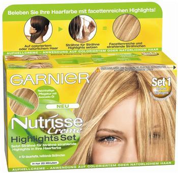 Garnier Nutrisse Highlights Set