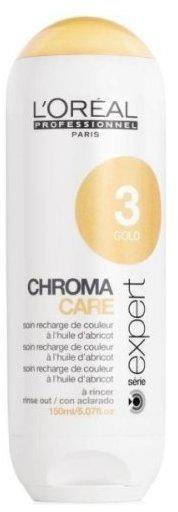 LOréal Paris Loreal Professionnel Chroma Care Gold 3 150ml