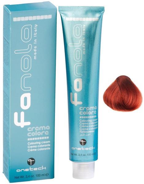 Fanola Hair Color 6.46 Dunkelblond Kupfer Rot (100ml)