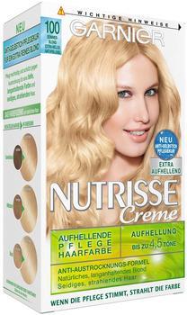 Garnier Nutrisse Creme 100 Extra helles Naturblond