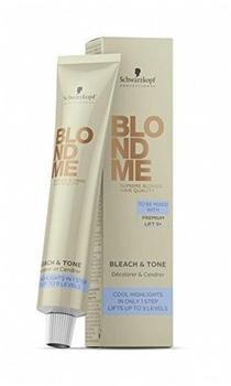 Schwarzkopf BlondMe Bleach & Tone rosé (60 ml)