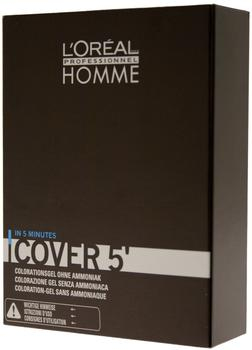 L'Oréal Professionnel Homme Cover 5' No. 4 mittelbraun (50ml)