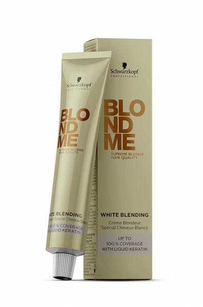 Schwarzkopf BlondMe Blonde Toning ice (60 ml)