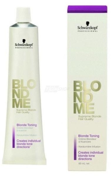 Schwarzkopf BlondMe Bond Enforcing Blonde Lifting sand (60 ml)