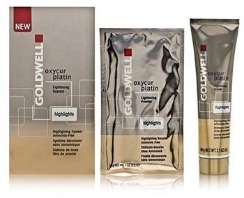 Goldwell Oxycur Platin Blondierung Set