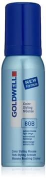 Goldwell Styling Mousse 8GB saharablond 75 ml