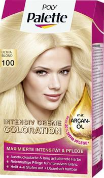 Schwarzkopf Poly Palette Intensiv Creme Coloration 100 Ultrablond