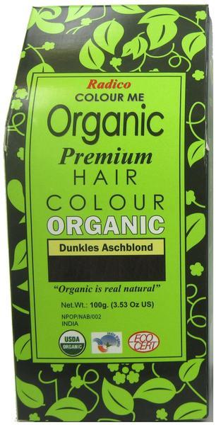 Radico Colour Me Organic dunkles aschblond (100g)