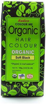 Radico Colour Me Organic soft black (100g)