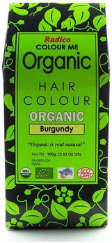 Radico Colour Me Organic burgund (100g)