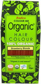 Radico Colour Me Organic Strawberry Blonde (100g)