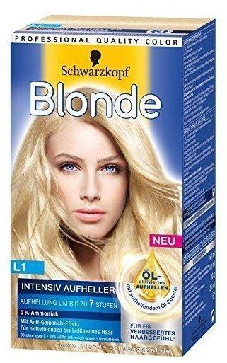 Schwarzkopf Blonde Intensiv Aufheller L1