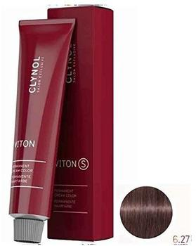 Clynol Viton S Permanent Cream Color 6.27 Dunkelblond Extra Asch Rot (60ml)