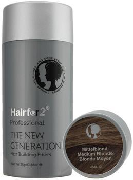 hairfor2-25g-streuhaar-haarverdichtung-haarauffueller-schuetthaar-haare-mittelblond-100gr-139-80-eur