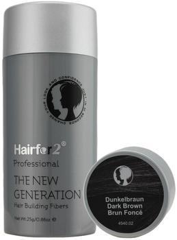 hairfor2-25g-streuhaar-haarverdichtung-haarauffueller-schuetthaar-haare-dunkelbraun-100gr-139-80-eur