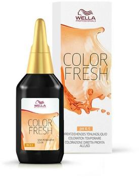 Wella Color Fresh Liquid 3/07 dunkelbraun natur-braun (75 ml)