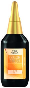 Wella Color Fresh Liquid 5/07 hellbraun natur-braun (75 ml)