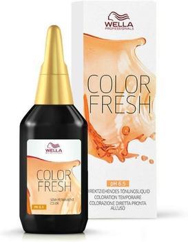 Wella Color Fresh Liquid 7/74 mittelblond braun-rot (75 ml)