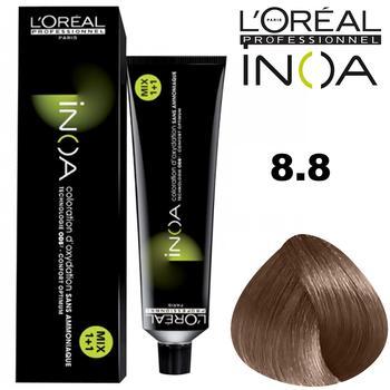 LOréal Paris Inoa N8.8 Blond Clair Mocca 60 Grs