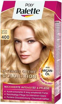 Schwarzkopf Poly Palette Intensiv Creme Coloration 400 Naturblond