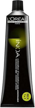 L'Oréal Inoa 4.25 Mittelbraun Irisé Mahagoni (60 g)