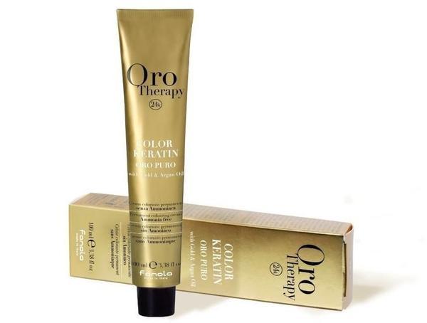 Fanola Oro Puro Therapy Color Keratin (100ml)