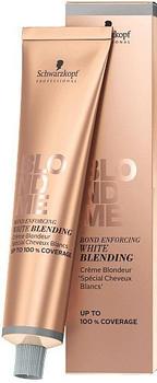 Schwarzkopf BlondMe Bond Enforcing White Blending ice (60 ml)
