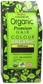 Radico Colour Me Organic Light Brown