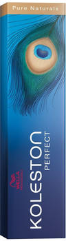Wella Koleston Perfect Pure Naturals (60 ml) 7/18 lichtblond perl-asch