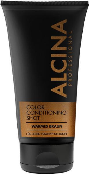 Alcina Color Conditioning Shot - Warmes Braun (150ml)